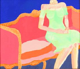 a_x-woman_green_dress_sofa